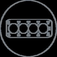 Icon Zylinderkopfbearbeitung