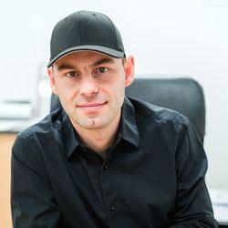 Geschäftsführer Marcus Hampl