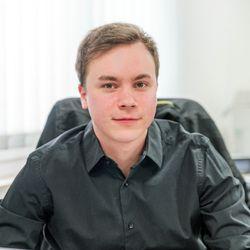 Werkstattleiter Tomi Amling