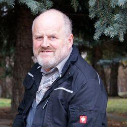 Haus- und Hofmeister Kurt Eymann