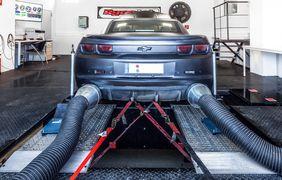 Dynojet Leistungsprüfstand Camaro